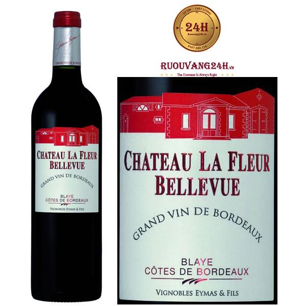 Rượu Vang Chateau La Fleur Bellevue