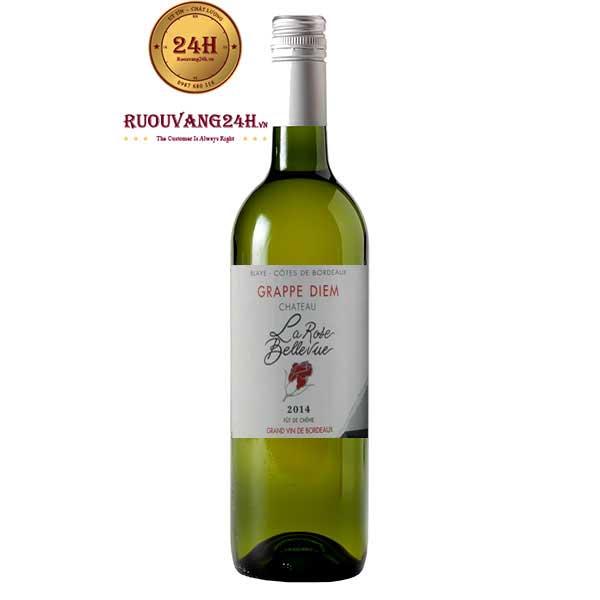 Rượu Vang Chateau La Rose Bellevue Cuvee Grappe Diem White