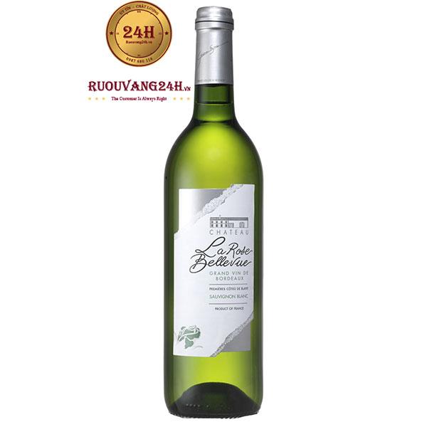 Rượu Vang Chateau La Rose Bellevue White