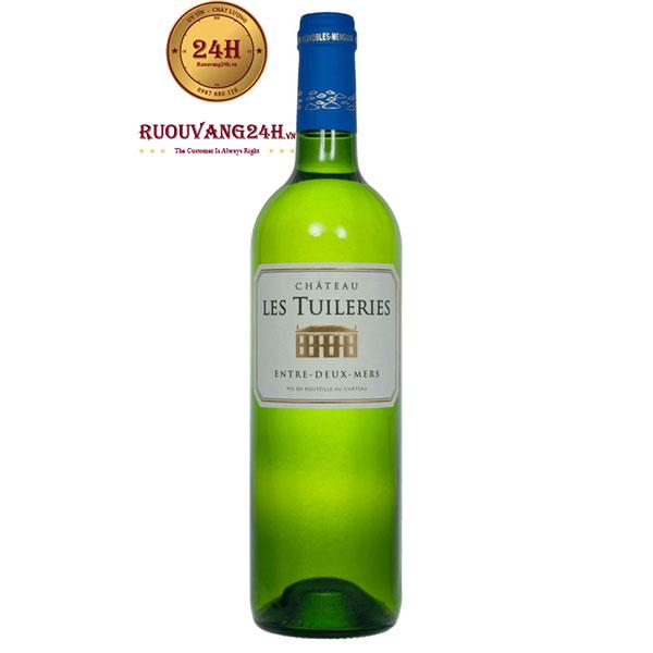 Rượu Vang Chateau Les Tuileries White