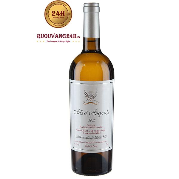 Rượu Vang Chateau Mouton Rothschild Aile D'Argent