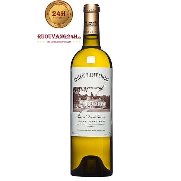 Rượu Vang Chateau Picque Caillou White
