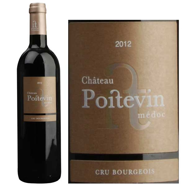 Rượu Vang Chateau Poitevin Cru Bourgeois