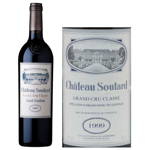 Rượu Vang Chateau Soutard Cru Classe