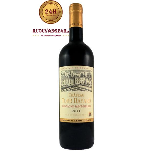 Rượu Vang Chateau Tour Bayard