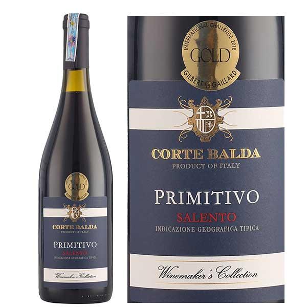 Rượu Vang Corte Balda Primitivo