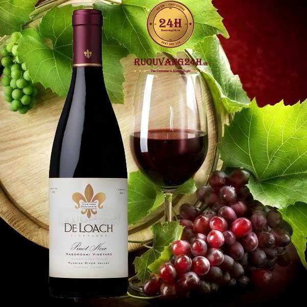 Rượu Vang DeLoach Russian River Valley Zinfandel