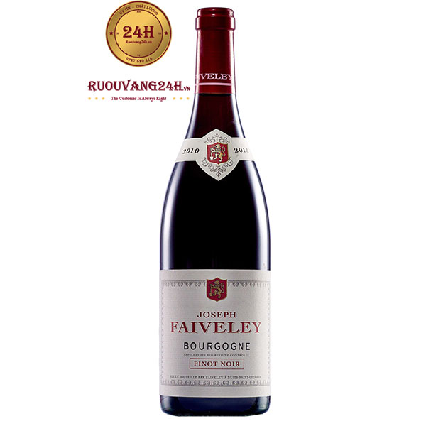 Rượu Vang Joseph Faiveley Bourgogne