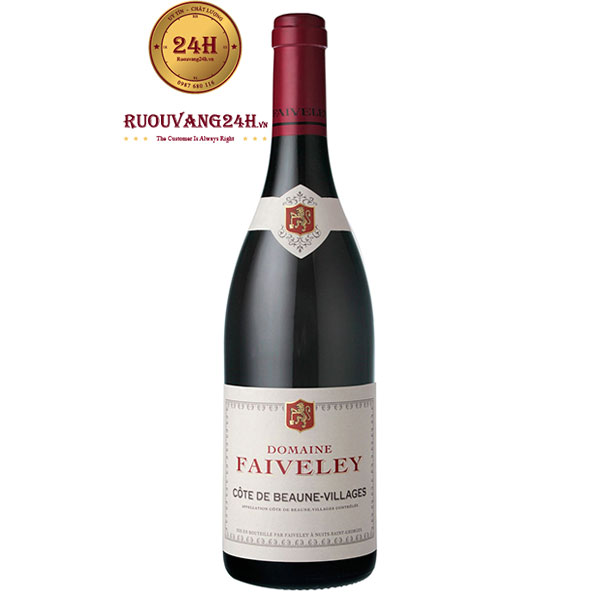 Rượu Vang Domaine Faiveley Cote de Beaune Villages