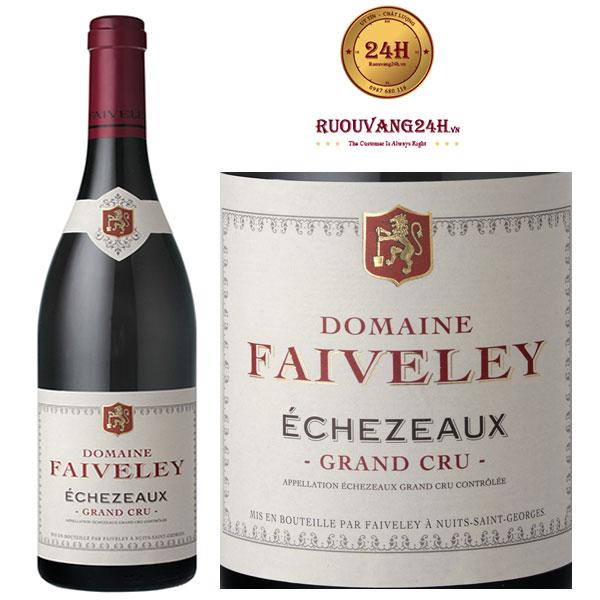 Rượu Vang Domaine Faiveley Echezeaux Grand Cru