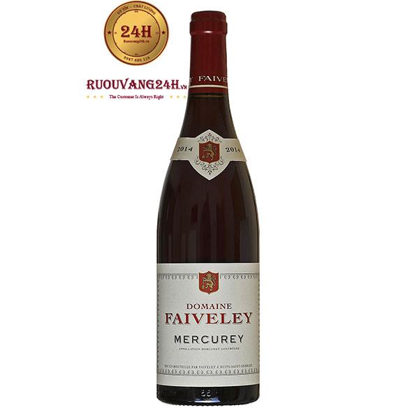 Rượu Vang Domaine Faiveley Mercurey