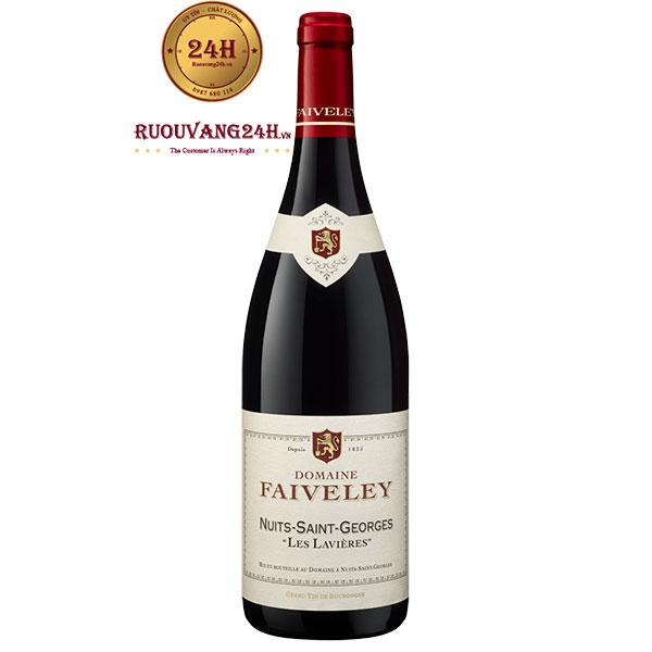 Rượu Vang Domaine Faiveley Nuits Saint Georges Les Lavieres