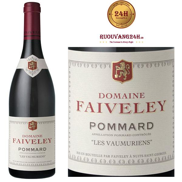 Rượu Vang Domaine Faiveley Pommard
