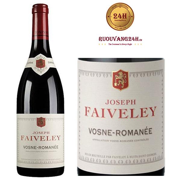 Rượu Vang Domaine Faiveley Vosne Romanee