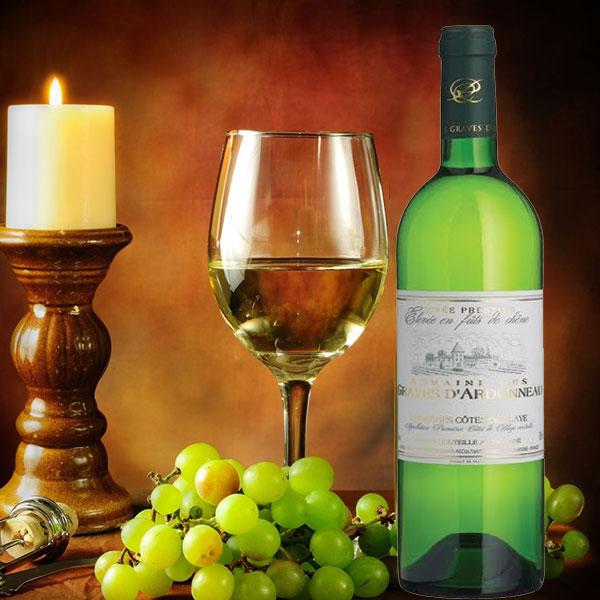 Rượu Vang Domaine Des Graves D'Ardonneau