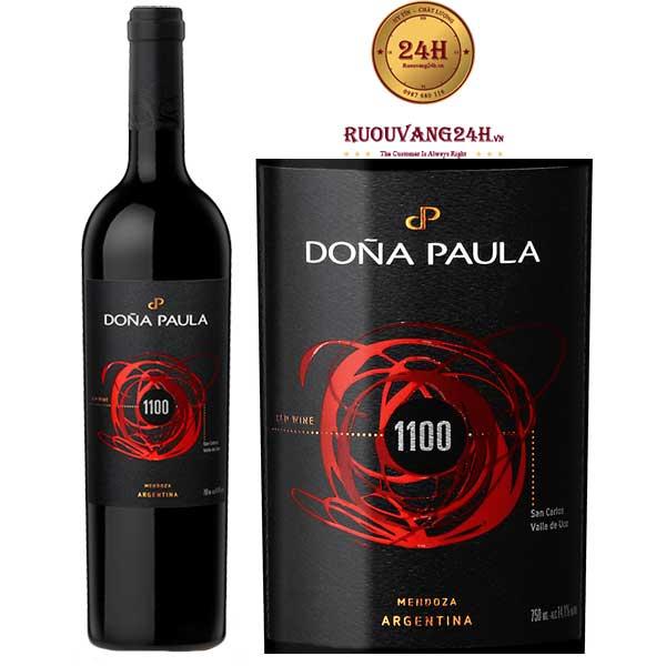 Rượu Vang Dona Paula 1100 Terroir Blend
