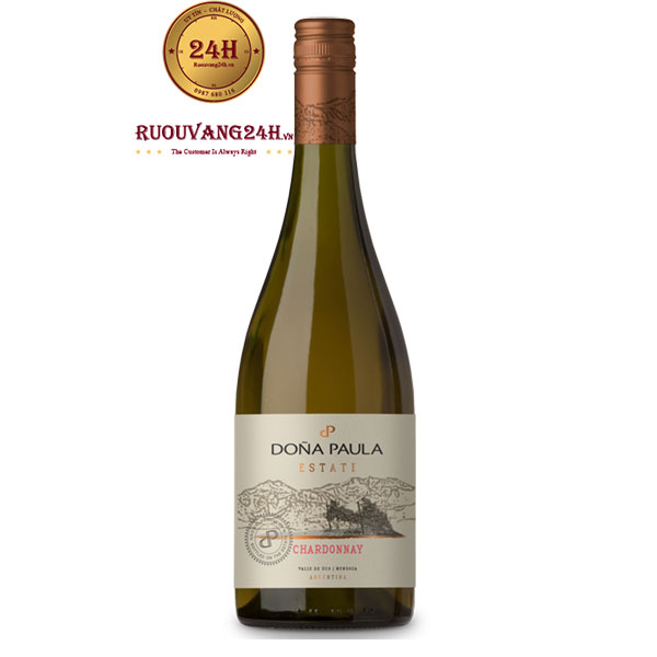 Rượu Vang Dona Paula Estate Chardonnay