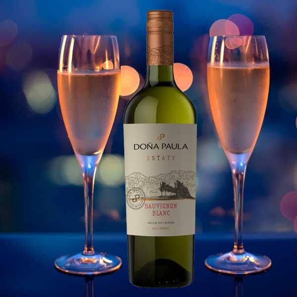 Rượu Vang Dona Paula Estate Sauvignon Blanc