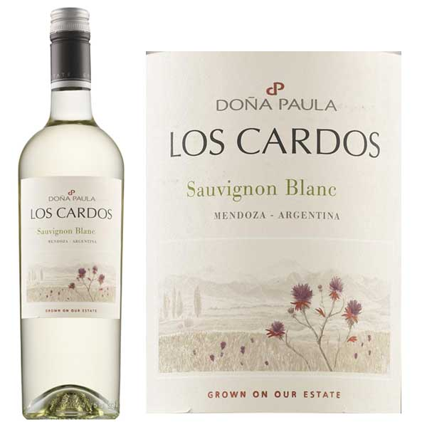 Rượu Vang Dona Paula Los Cardos Sauvignon Blanc