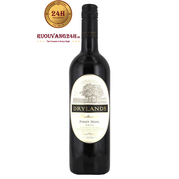 Rượu Vang Drylands Pinot Noir