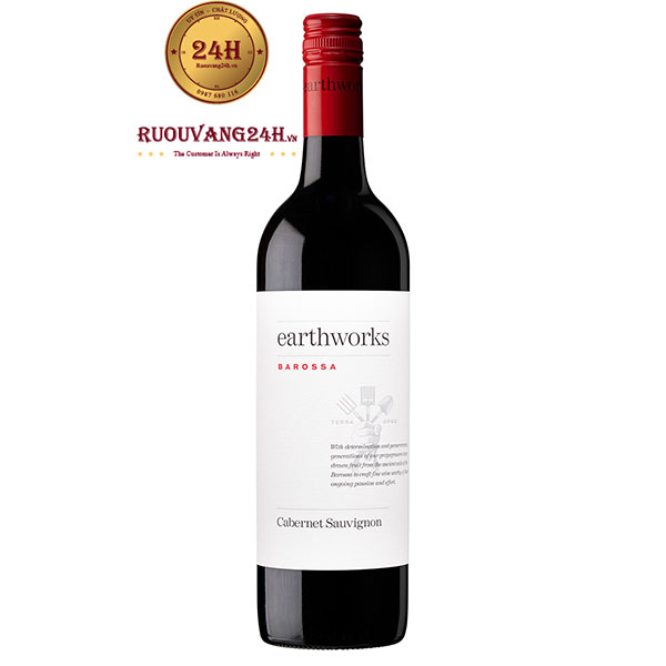 Rượu Vang EarthWorks Cabernet Sauvignon