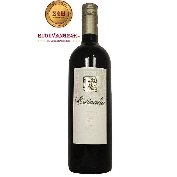 Rượu Vang Estivalia Cabernet Sauvignon