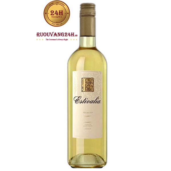 Rượu Vang Estivalia Sauvignon Blanc