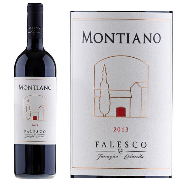 Rượu Vang Falesco Montiano Rosso Lazio IGP