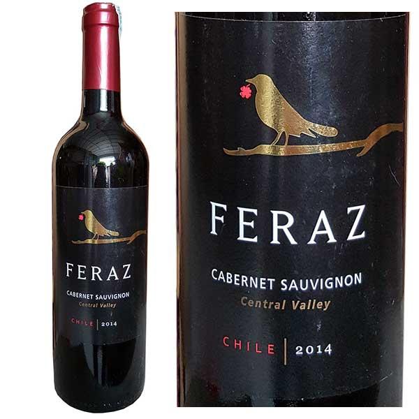 Rượu Vang Feraz Cabernet Sauvignon