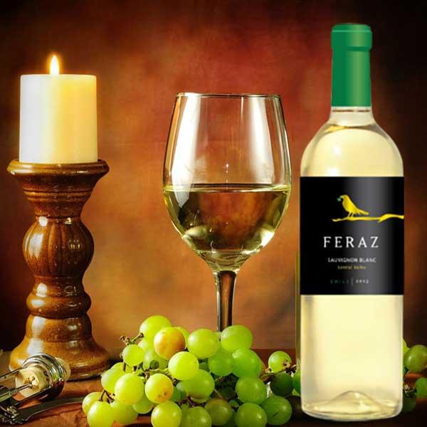 Rượu Vang Feraz Sauvignon Blanc
