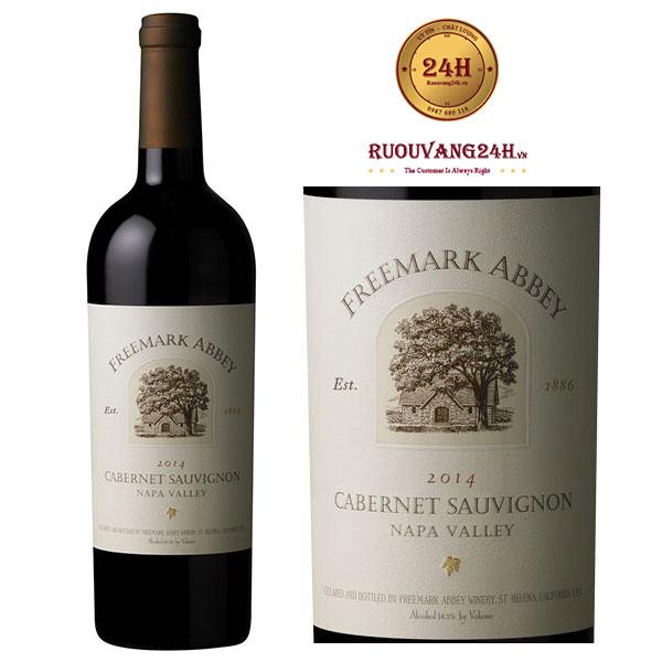 Rượu Vang Freemark Abbey Cabernet Sauvignon Napa Valley