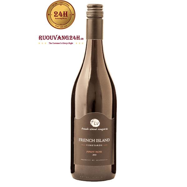Rượu Vang French Island Vineyards Pinot Noir