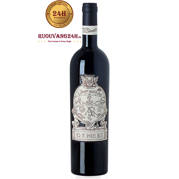 Rượu Vang Genesi Ruche di Castagnole Monferrato
