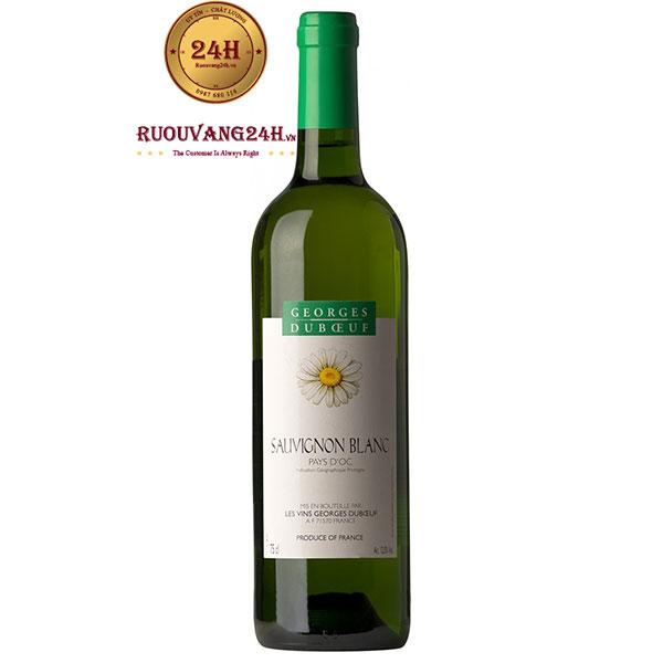 Rượu Vang Georges Duboeuf Sauvignon Blanc