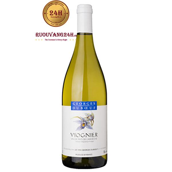 Rượu Vang Georges DuboeufViognier