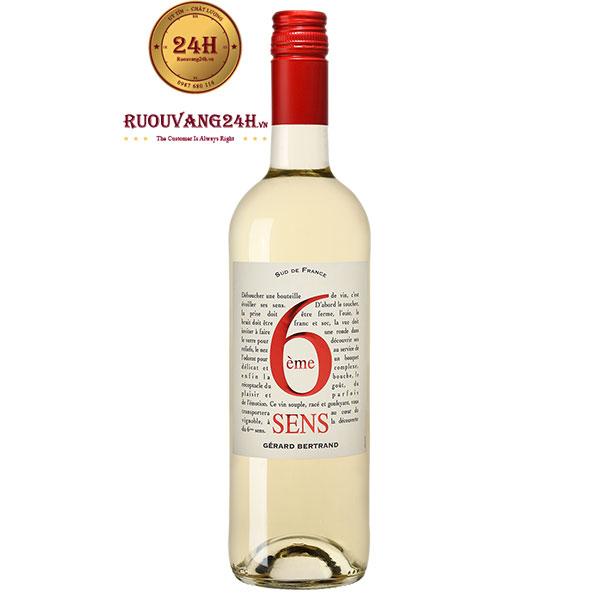 Rượu Vang 6eme Sens White