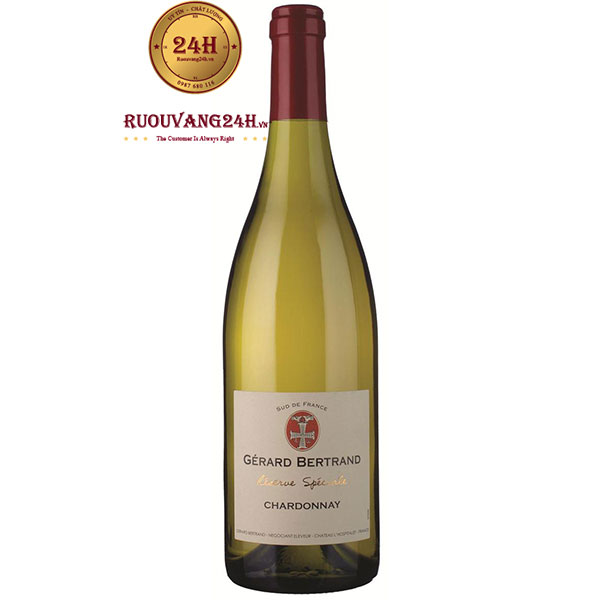 Rượu Vang Gerard Bertrand Reserve Speciale Chardonnay