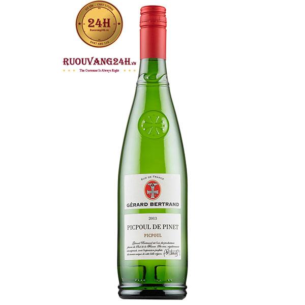 Rượu Vang Gerard Bertrand Terroir Picpoul De Pinet
