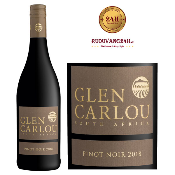 Rượu Vang Glen Carlou Classic Pinot Noir