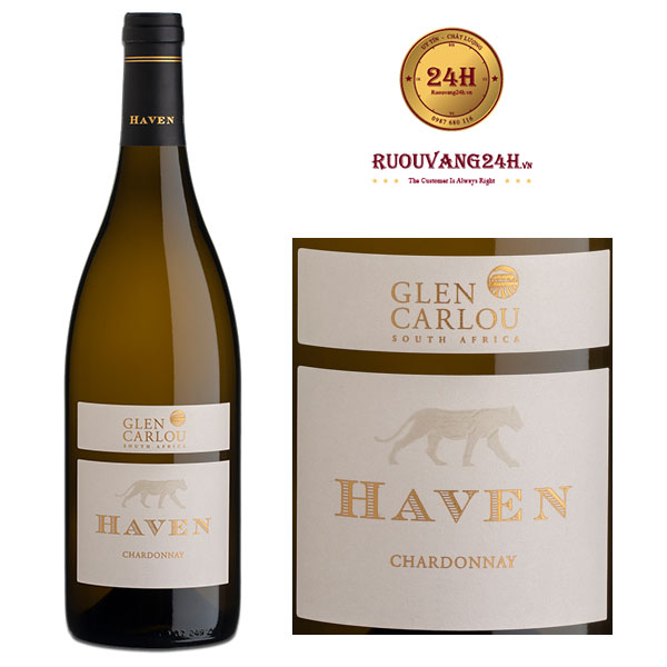Rượu Vang Glen Carlou Haven Chardonnay