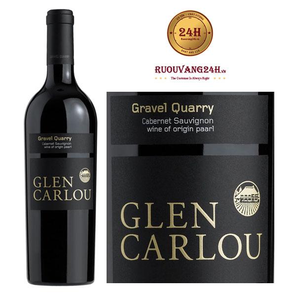 Rượu Vang Glen Carlou Prestige Gravel Quarry Cabernet Sauvignon