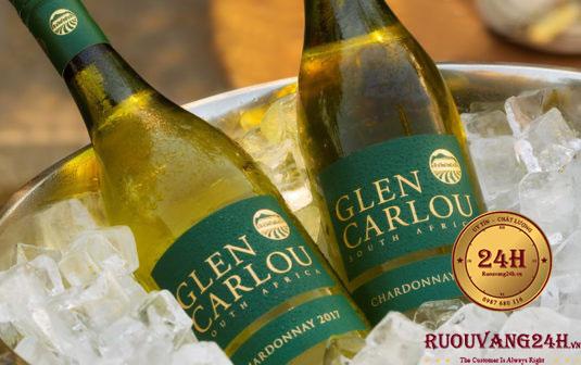 Rượu Vang Glen Carlou Tortoise Hill White