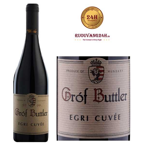 Rượu VangGrof Butler
