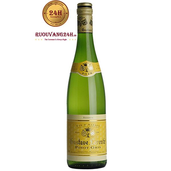Rượu Vang Gustave Lorentz Pinot Gris Reserve