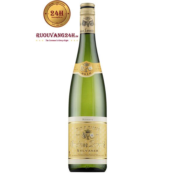 Rượu Vang Gustave Lorentz Sylvaner Reserve