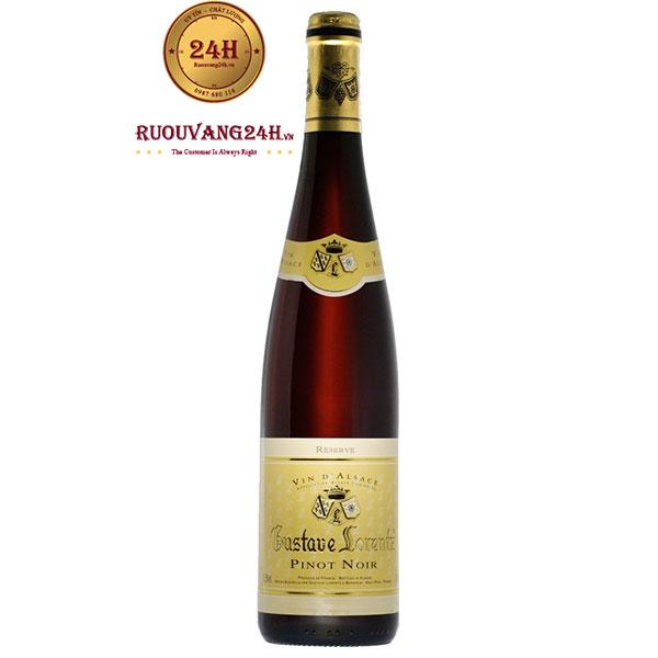 Rượu Vang Gustave Lorentz Pinot Noir Alsace