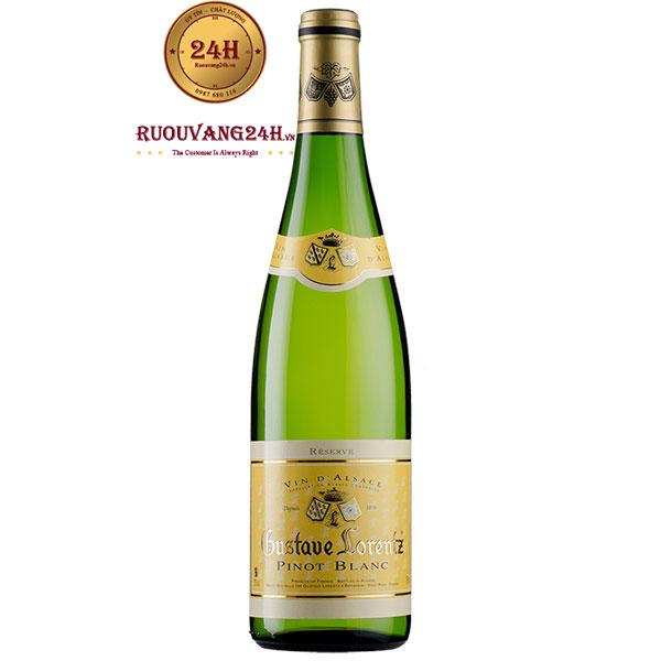Rượu Vang Gustave Lorentz Pinot blanc