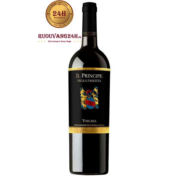 Rượu Vang Il Principe Della Faggeta