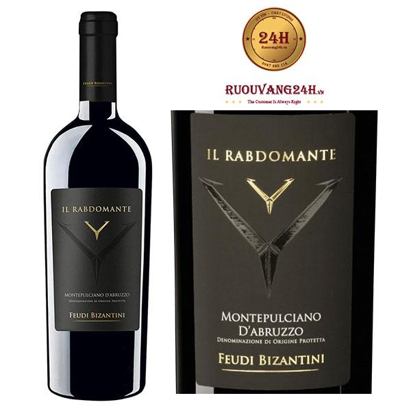 Rượu Vang Il Rabdomante