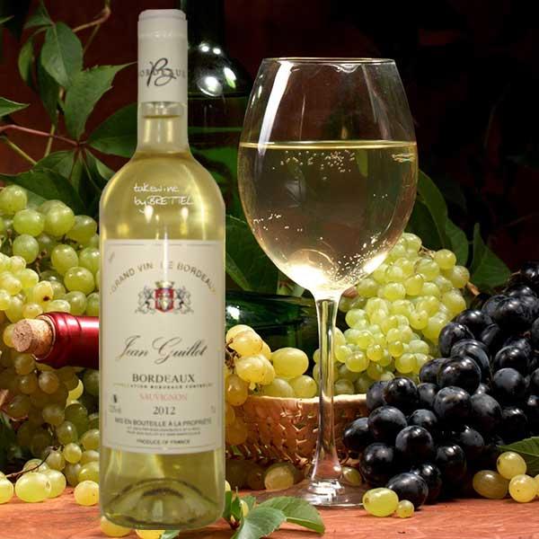 Rượu Vang Jean Guillot Sauvignon Blanc Bordeaux
